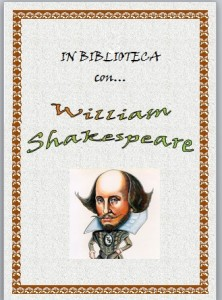 In biblioteca con Shakespeare